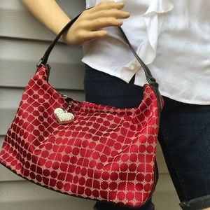 Kate Spade ♠️ geometric design hobo bag